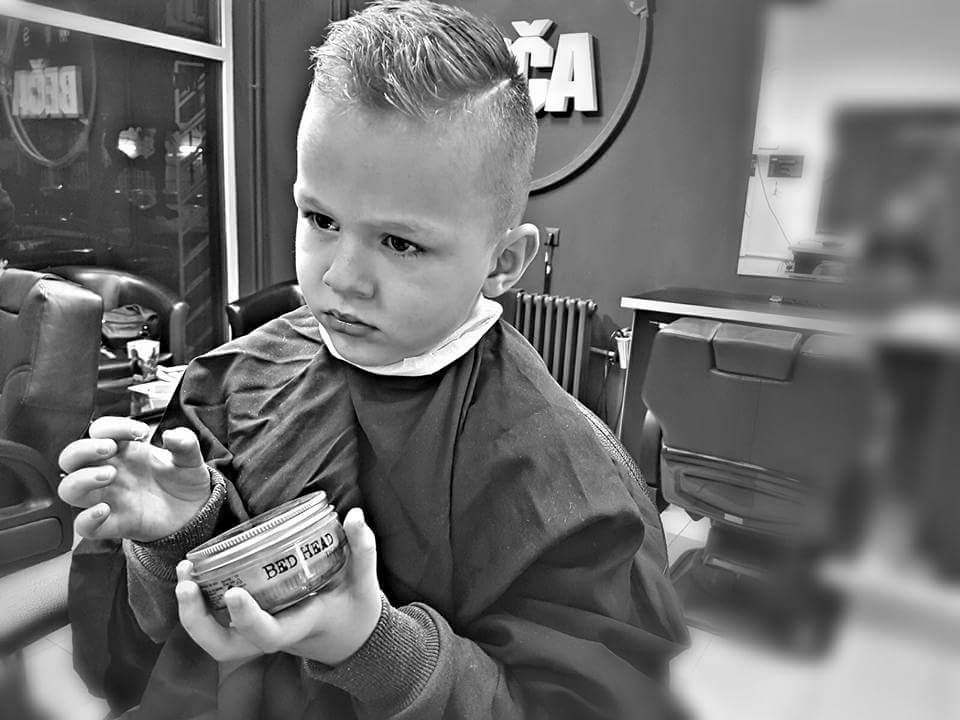Dečija frizura